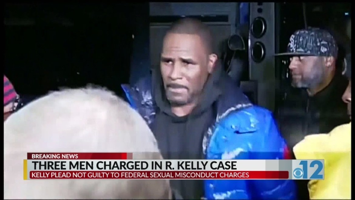 THREE R. KELLY ASSOCIATES CHARGED WITH WITNESS TAMPERING AND INTIMIDATION