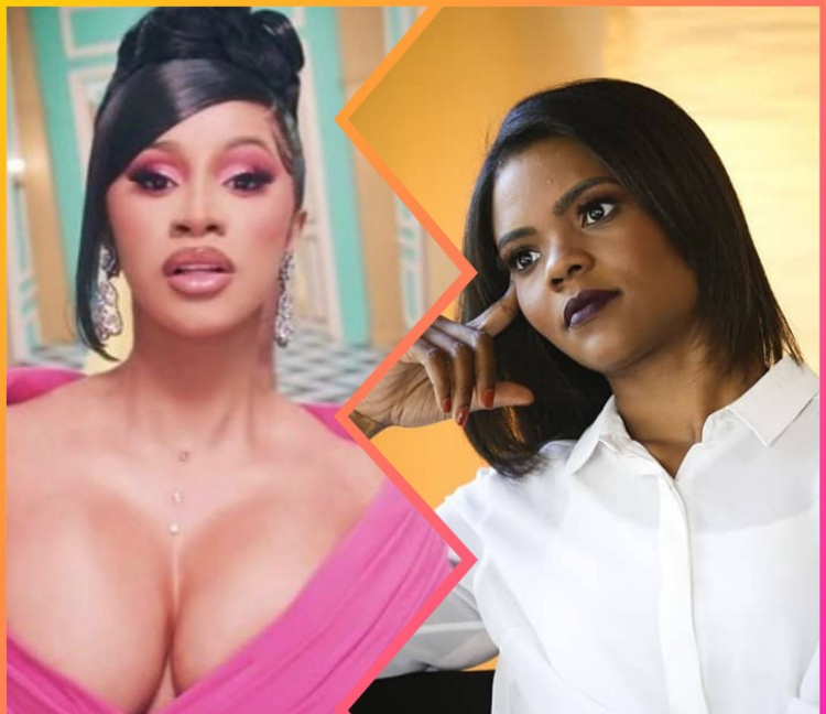 CARDI B AND CANDACE OWENS FIGHT IT OUT!