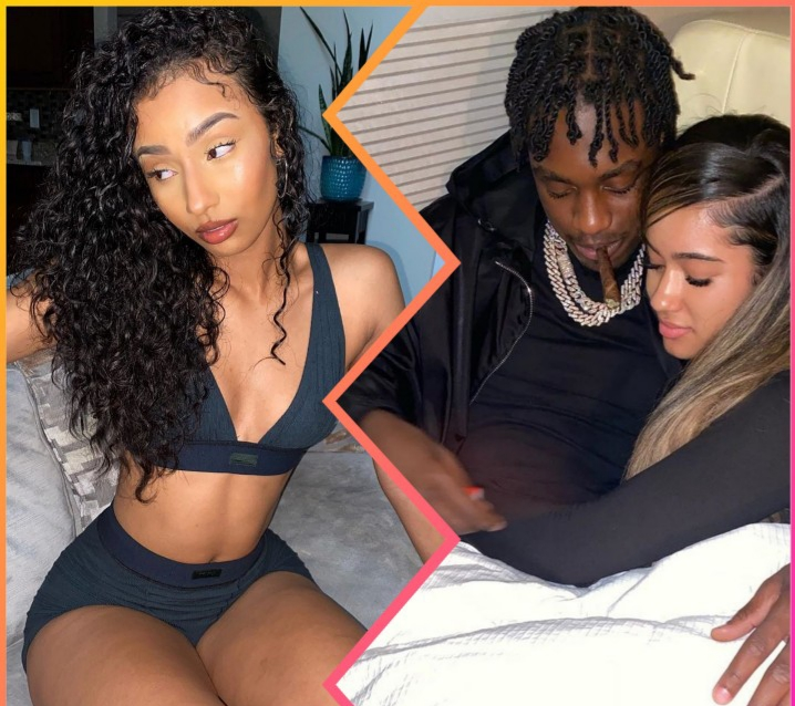 LIL TJAY BOO'D UP WITH RUBI ROSE'S BEST FRIEND