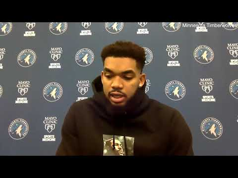 THE NBA'S KARL-ANTHONY TOWNS HAS LOST 7 FAMILY MEMBERS TO COVID-19
