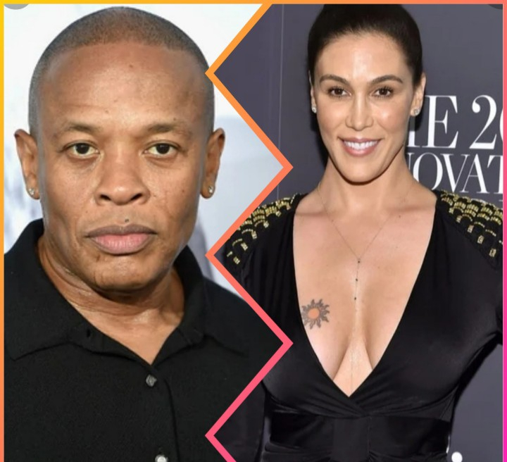 "DR. DRE CALLS NICOLE YOUNG A ""GREEDY BIT**"""