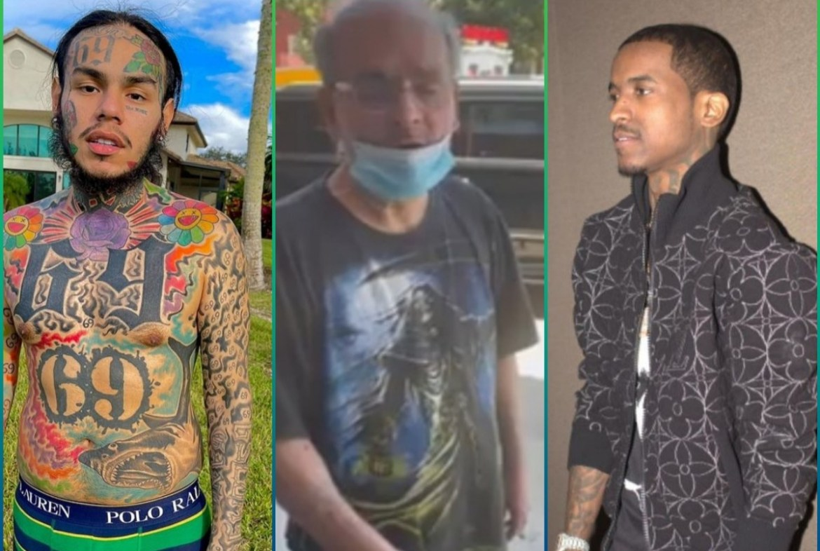 TEKASHI69'S DAD IS HOMELESS – LIL REESE OFFERS MONEY