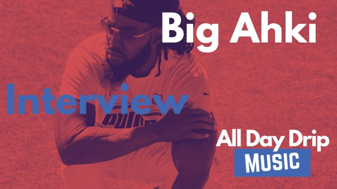 INTERVIEW WITH RISING HIP HOP STAR BIG AHKI