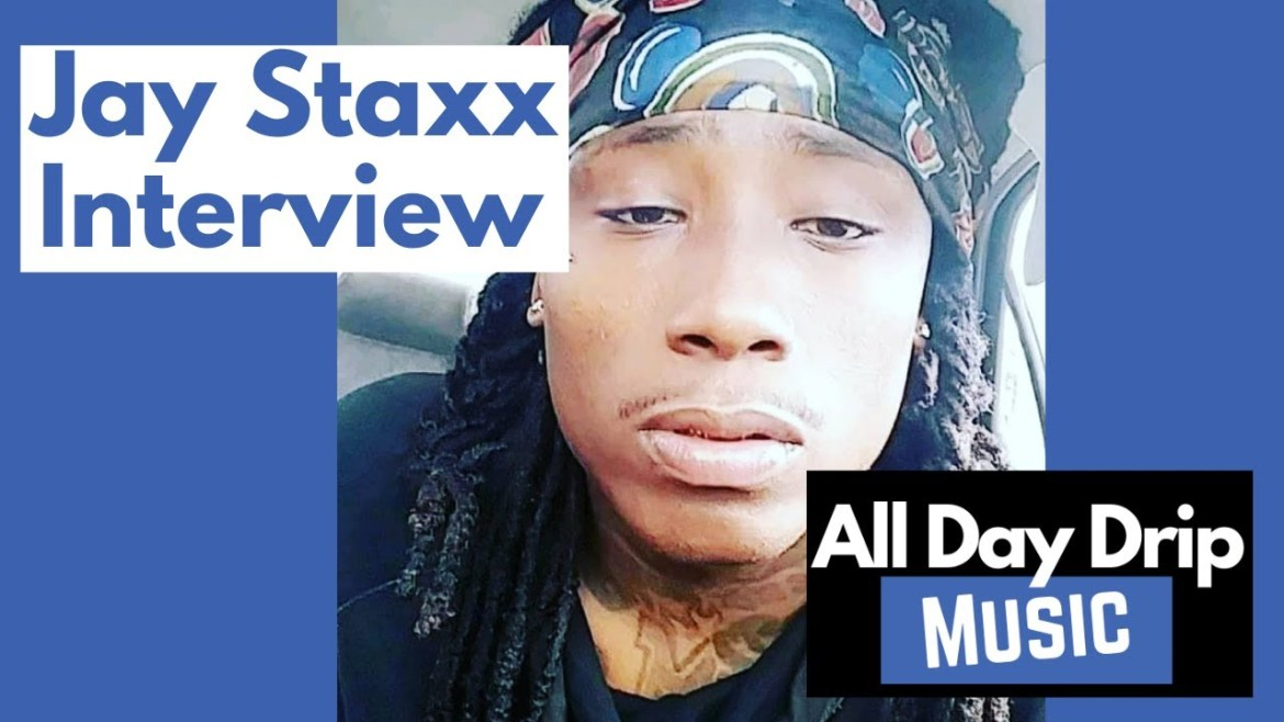 """STREET RADAR: Jay Staxx Speaks on the """"Spazz Out"""" Challenge, FBI Coming to His House and more…"""