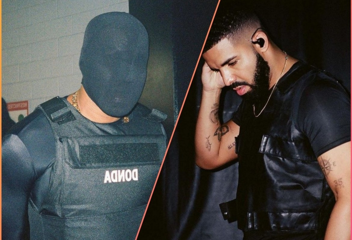 DRAKE COMES FOR KANYE WEST AND 'YE' BUSTS BACK!