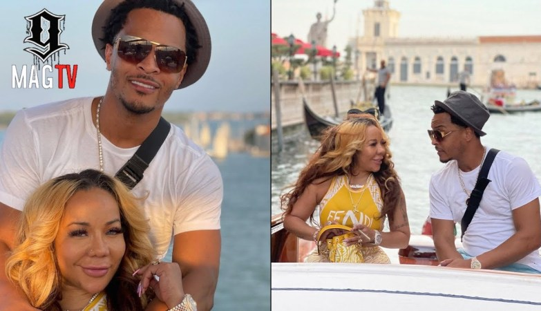 T.I. HILARIOUSLY TROLLS HIS WIFE OVER HIS DRIVING SKILLS