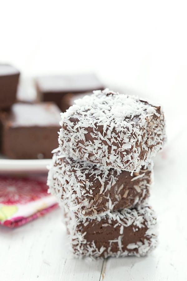 Keto Coconut Fudge - Dairy Free Recipe