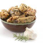 Best low carb keto Garlic Parmesan Wings recipe