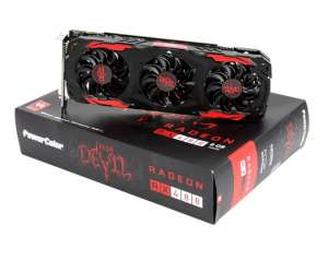 PowerColor AMD Radeon RED DEVIL RX 480 8GB