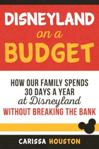 disneyland on a budget how to take a 2 day disney vacation for less