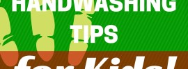 Get 10 handwashing tips for kids helping in the kitchen and learn how to keep your family and food healthy and safe! Kitchen hacks!