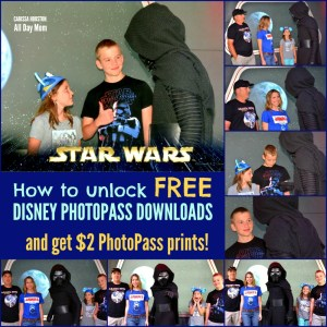 Disneyland Freebies! How To Unlock Free Disney PhotoPass Downloads!