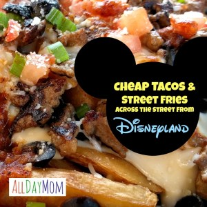 Cheap Eats Near Disneyland: Jimboy's Tacos Anaheim!