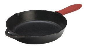Lodge cast iron skillets are the best!