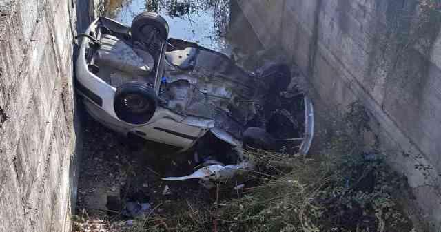 Τραγωδία με 5 νέους στην Καβάλα: Ένας νεκρός, ένας σοβαρά και 3 τραυματίες απο πτώση σε αρδευτικό κανάλι[photos]
