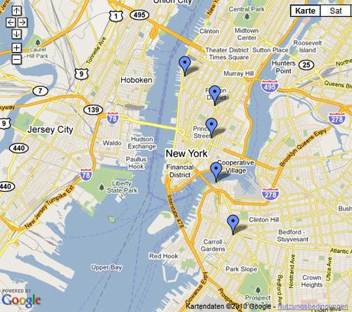 Новый файлообменник «Dead Drops» в стенах Нью-Йорка