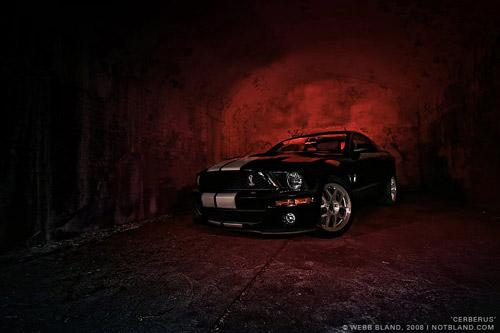 Железные кони с лихим характером. Автомобильный фотограф Webb Bland