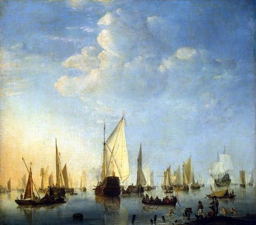Все картины Эрмитажа. Полная онлайн коллекция живописи
