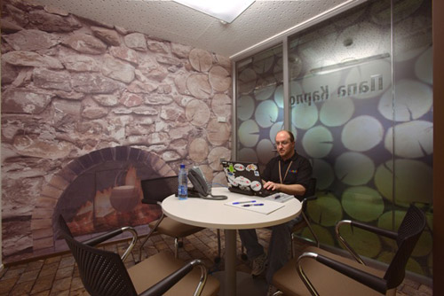 Новый московский офис Google. С новосельем!
