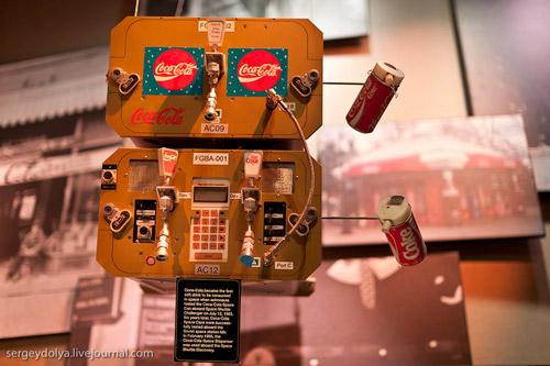 Музей Coca-Cola в Атланте. Экскурсия в праздник