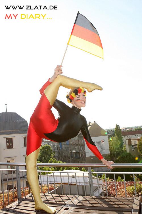 Девушка-змея Злата Моравкова. Удивительная русская гимнастка