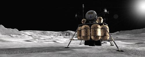NASA Moonbase  Alpha - онлайн-игра от NASA. Стать астронавтом и побывать на Луне!