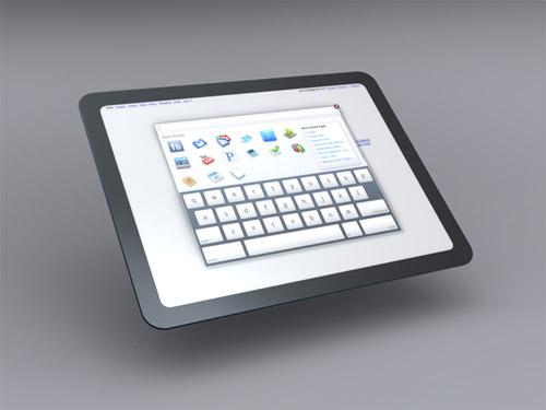 Хромированный планшет от Google. Tablet PC на базе Chrome OS