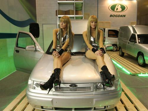 ММАС 2010. Самые интересные новинки Московского Международного Автомобильного Салона