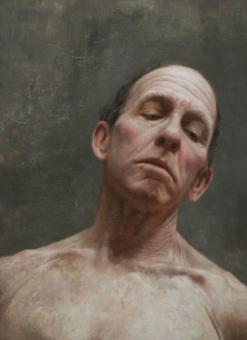 Как живые. Реалистичные портреты Дэвида Кассана