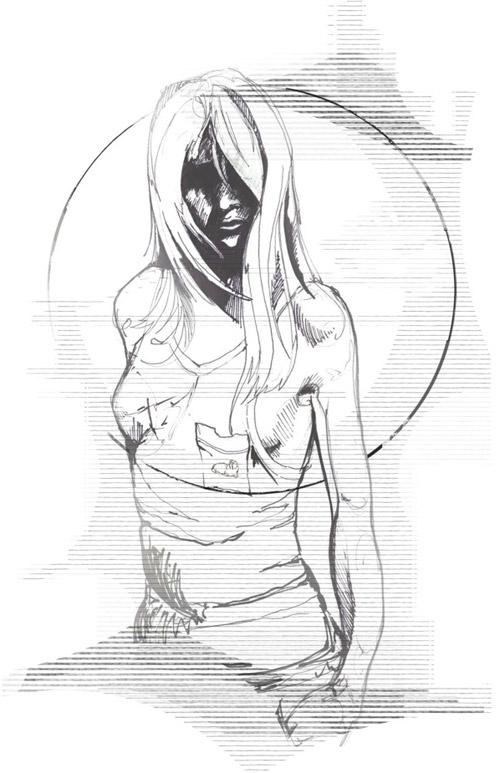 Прозрачная фантастика Ганса Валора. Неоднозначная графика