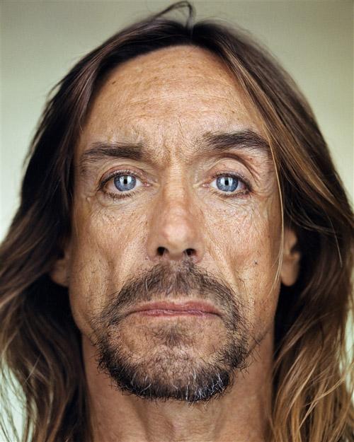 Лицом к лицу. Фактурные фотообразы Мартина Шоллера