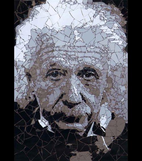 Портреты-мозаики от Эда Чепмена