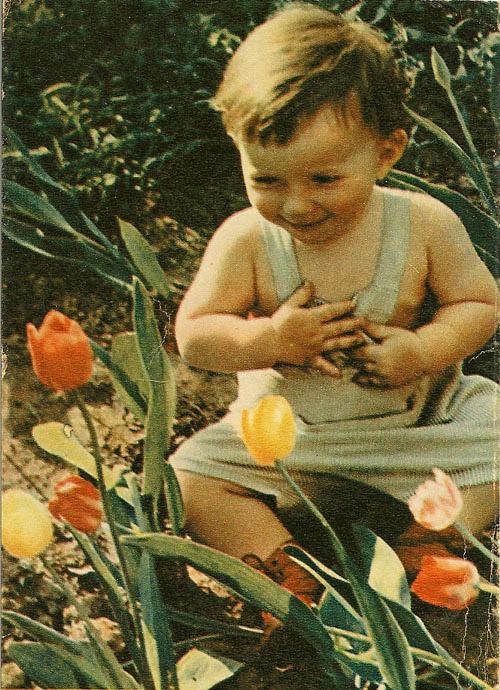 Детство. Когда-то все мы были маленькими…