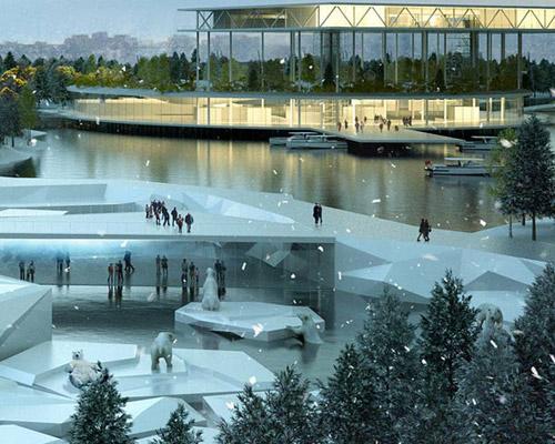 Проект нового зоопарка в Санкт-Петербурге