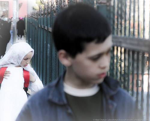 Дети мира. Портреты Александра Чебана - часть 1