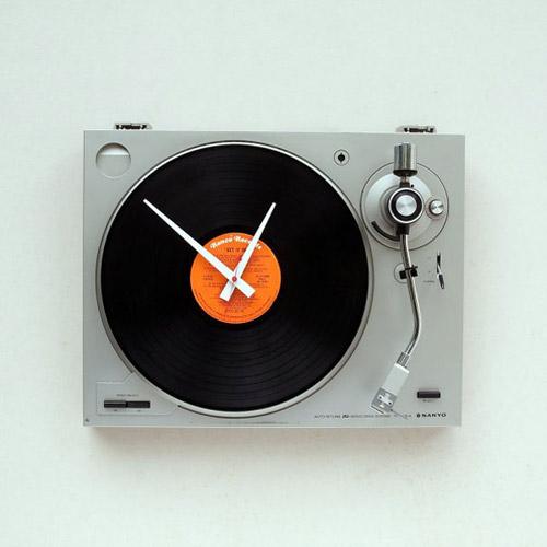 Настенные часы не от мира сего. 25 необычных дизайнов