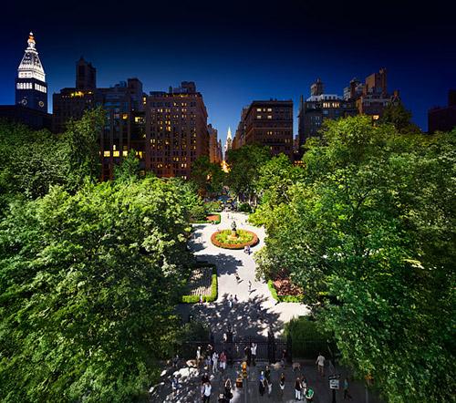 Нью-Йорк днем и ночью. Город, который никогда не спит by Stephen Wilkes