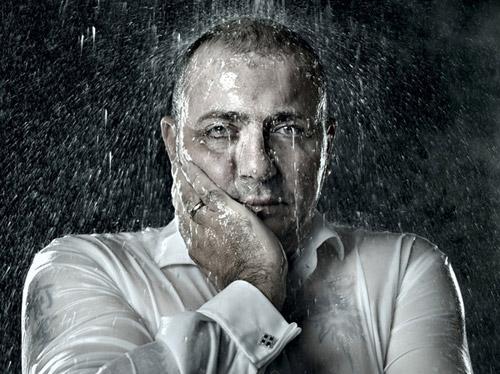 Как раскрывается характер под ледяным душем. Потртеры фотографа Nicolas Dumont