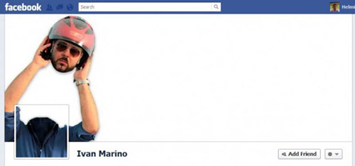 Креативное оформнелие страничек Facebook