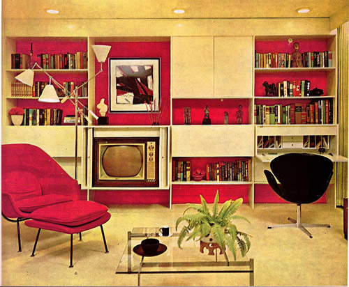 Желанные интерьеры 1970 года. Practical Encyclopedia of Good Decorating and Home Improvement
