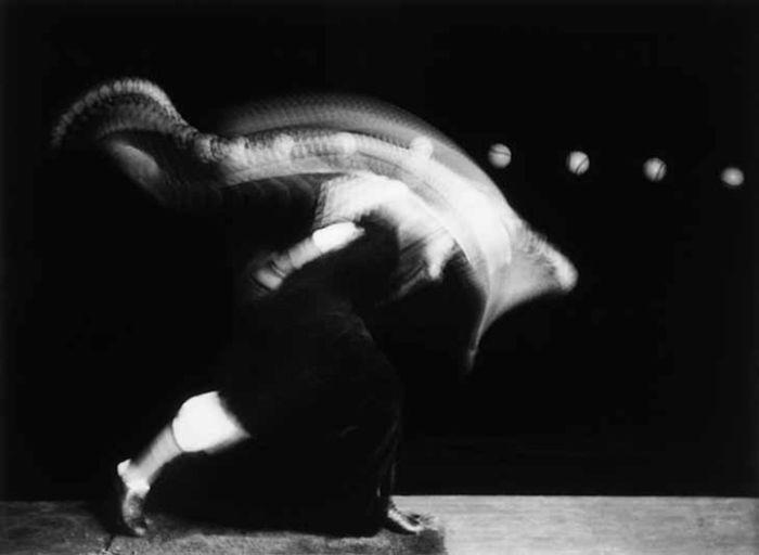 Гарольд Юджин Эдгертон. Техника мгновенной фотосъемки. 26 фото