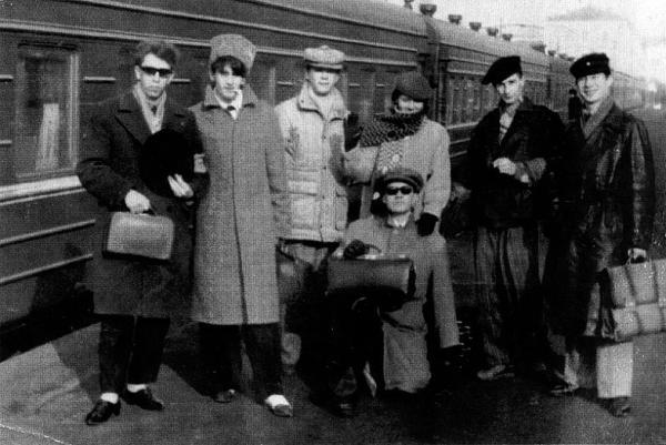 Неформалы в СССР. 48 слепков различного неформализма