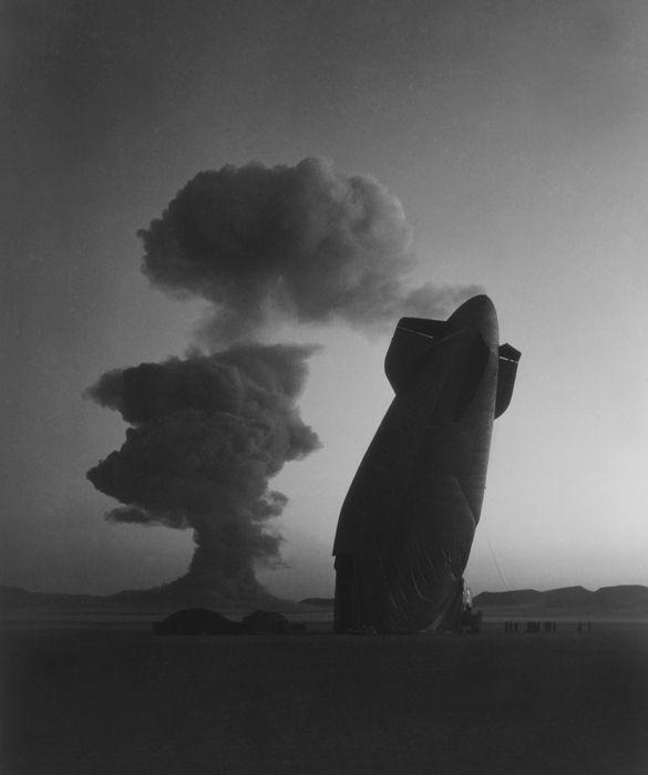 Фотосессия для оружия массового поражения. George Eshiteyk. 22 фото