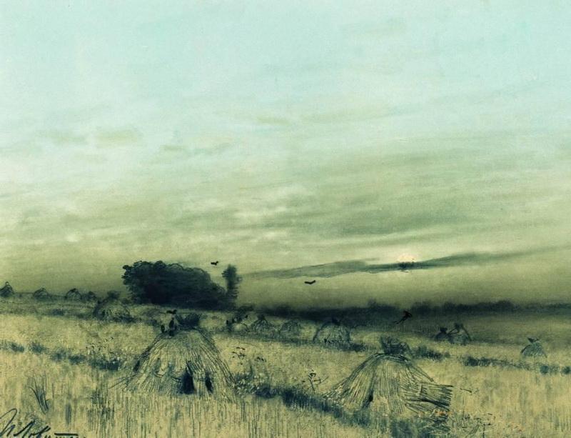 Исаак Левитан. Пейзажи всей России. Выставка-публикация + о выставке в Третьяковской галерее на Крымском Валу, 10 - в Москве