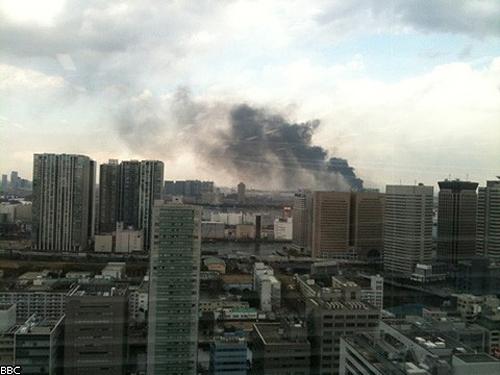 Апокалипсис для отдельно взятой страны. Япония.