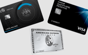 Top Credit Cards for Travel Hacking