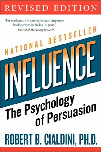 Influence Book Image