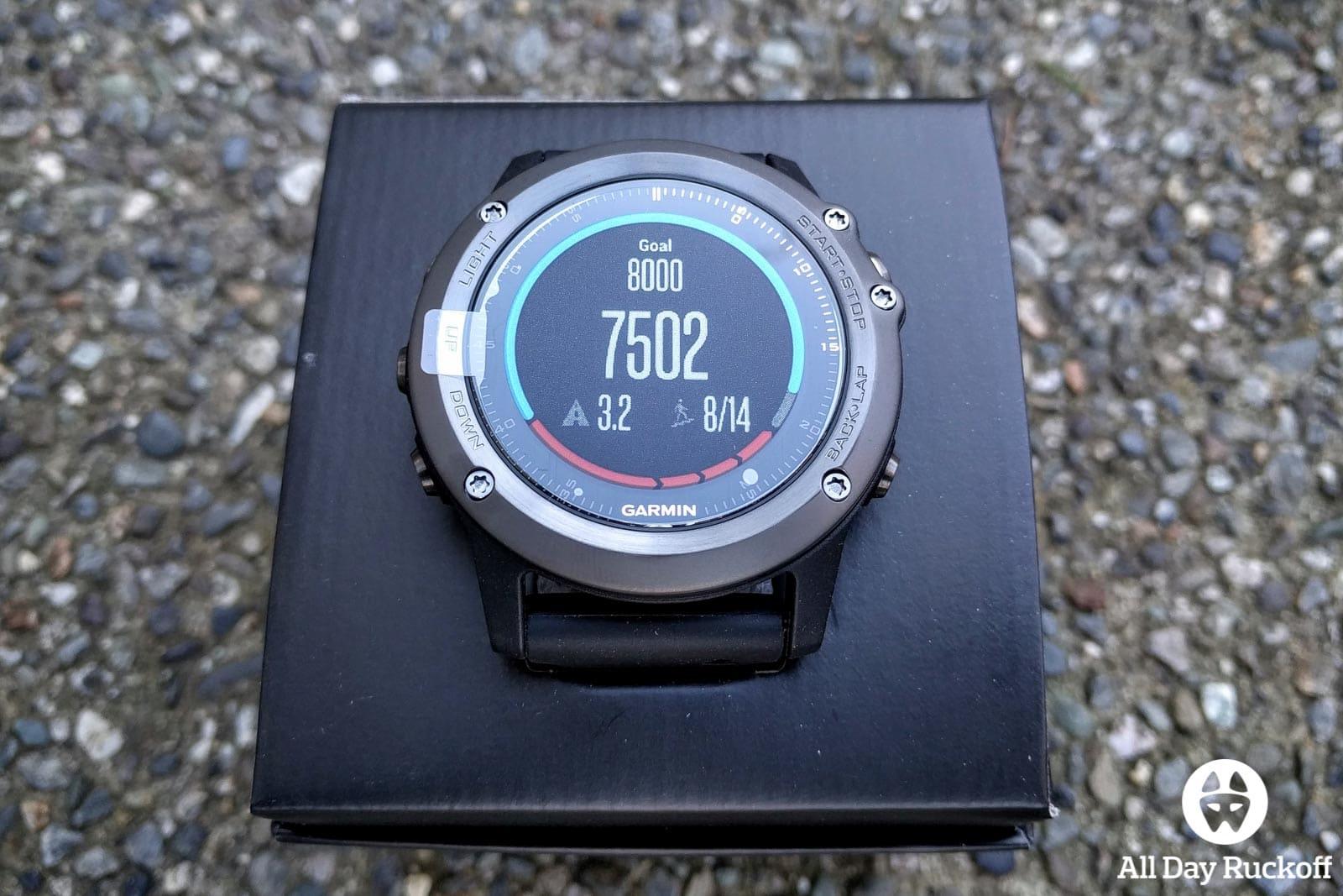 hight resolution of garmin fenix 3 hr box watch