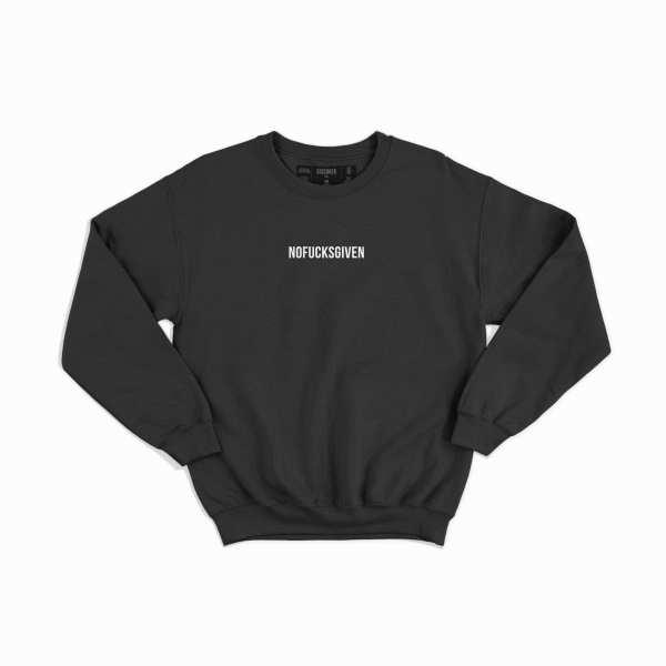 NOFUCKSGIVEN sweatshirt