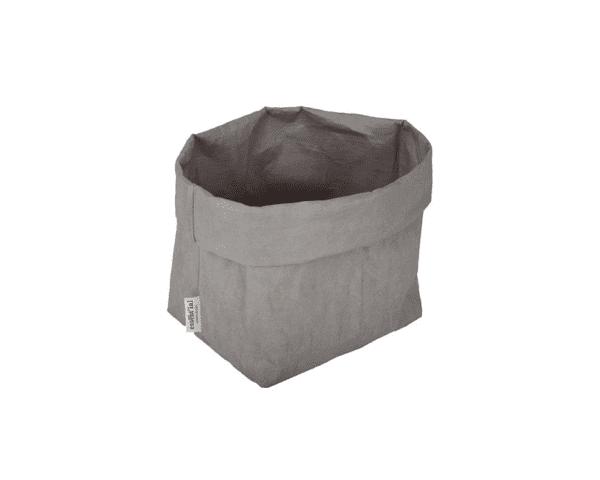 Washable paper pot